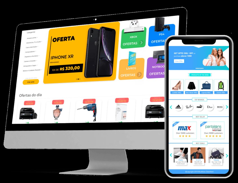 Multi-Vendor E-commerce Clone App Development Company